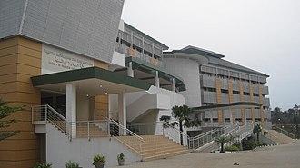 Syarif Hidayatullah State Islamic University Jakarta - Faculty of Medical and Health Science Building