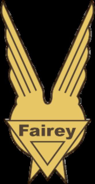 Fairey Aviation Company - Fairey Aviation Company logo