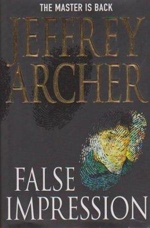 False Impression - First edition (UK)