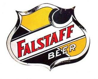 Falstaff Brewing Corporation - Image: Falstafflogo