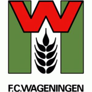 FC Wageningen - early 80's logo