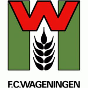 FC Wageningen - early 80's logo