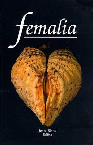 Femalia - Image: Femalia first edition cover 1993
