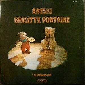 Le Bonheur (Brigitte Fontaine and Areski Belkacem album) - Image: Fontaine areski le bonheur