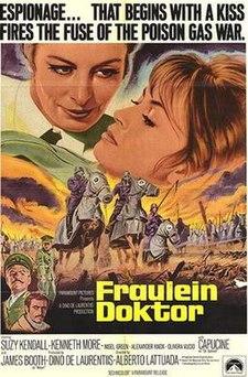 """Risultato immagini per Fraulein Doktor"""""""