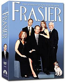 Frasier Season 4 Wikipedia