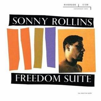 Freedom Suite (Sonny Rollins album) - Image: Freedom Suite (Sonny Rollins album)
