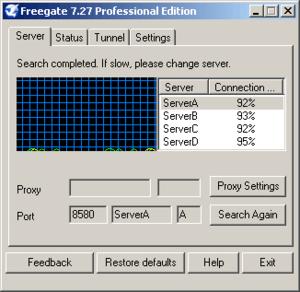 freegate proxy gratuit
