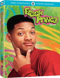 <i>The Fresh Prince of Bel-Air</i> (season 5) season of television series