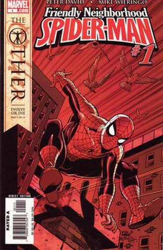 Friendly Neighborhood Spider-Man - Image: Friendly neighb spiderman 01