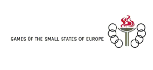 Games of the Small States of Europe - Logo of the event