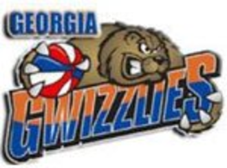 Georgia Gwizzlies - Image: Georgia Gwizzlies ABA