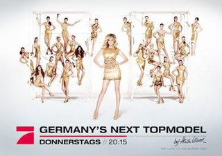 <i>Germanys Next Topmodel</i> (season 7) 2012 television show