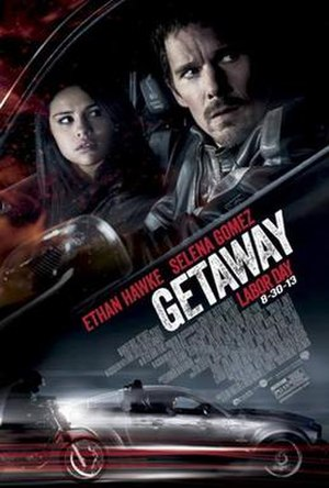 Getaway (film) - Theatrical release poster