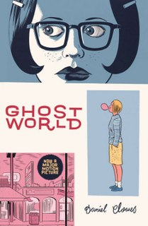 graphic novel by Daniel Clowes