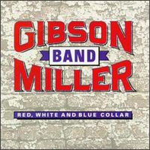 Red, White and Blue Collar - Image: Gibson white