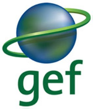 Global Environment Facility - Image: Global Environment Facility Logo