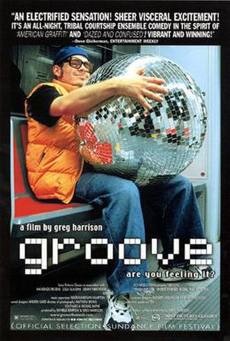 Groove (film) - Groove Promotional Movie Poster
