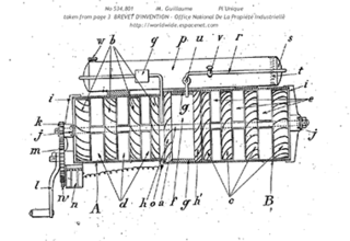 Maxime Guillaume French inventor