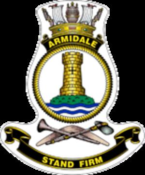 HMAS Armidale (J240)