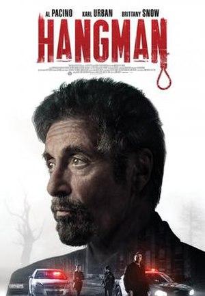 Hangman (2017 film) - Theatrical release poster