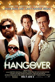 <i>The Hangover</i> 2009 film by Todd Phillips