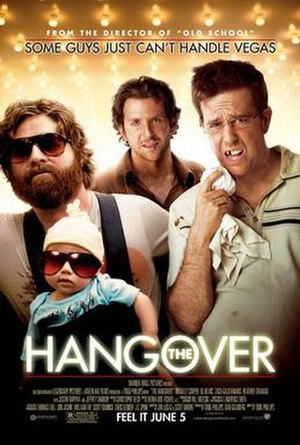 The Hangover - Theatrical release poster