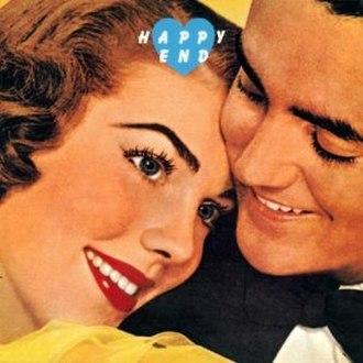 Happy End (1973 album) - Image: Happy End 1
