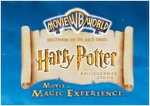Harry Potter Movie Magic Experience - Image: Harry Potter Movie Magic Logo