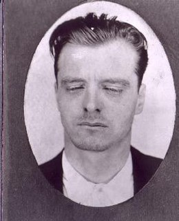 Harry Pierpont American murderer