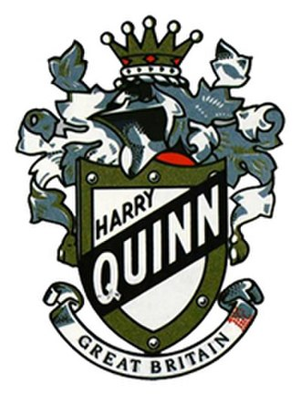Harry Quinn - Harry Quinn logo