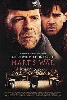 <i>Harts War</i> 2002 American thriller drama film by Gregory Hoblit
