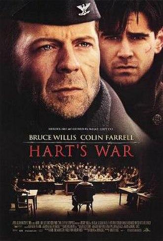 Hart's War - Hart's War Promotional Movie Poster