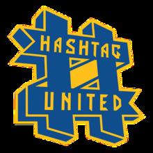 Hashtag United F C  - Wikipedia