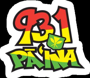 KQMQ-FM - Image: Hawaii 931Da Paina