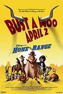 <i>Home on the Range</i> (2004 film) 2004 animated Disney film