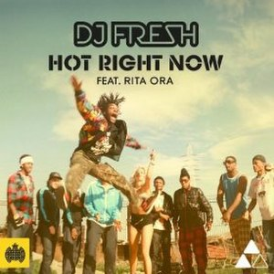 Hot Right Now - Image: Hot Right Now