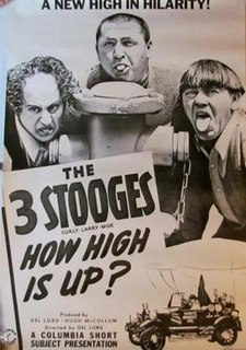 <i>How High Is Up?</i> 1940 film by Del Lord