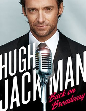 Hugh Jackman: Back on Broadway - Poster