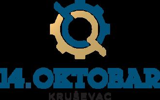 14. oktobar - Official logo