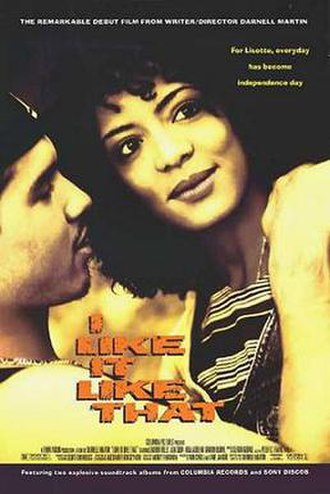 I Like It Like That (film) - Theatrical release poster