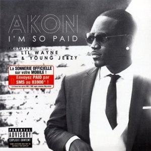 I'm So Paid - Image: Im So Paid Official Single Cover