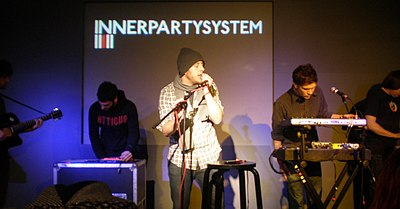 Picture of a band or musician: Innerpartysystem