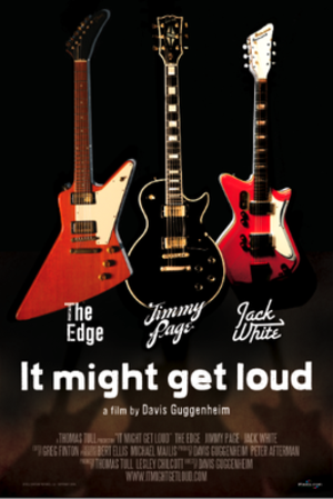It Might Get Loud - Film poster