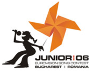 Junior Eurovision Song Contest 2006 - Image: JESC06logo