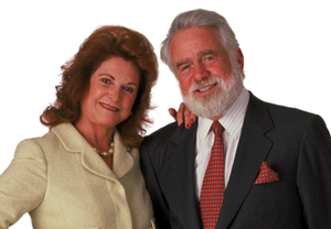Jenny Craig (entrepreneur) - Jenny and Sid Craig, founders of the company