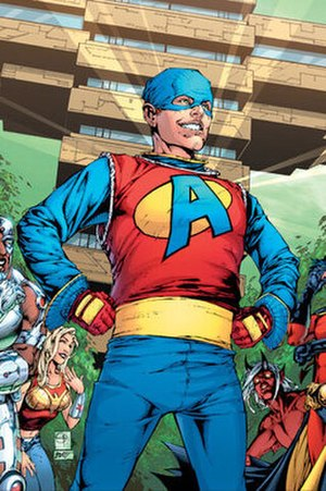 Countdown to Final Crisis - Jimmy Olsen as Mr. Action