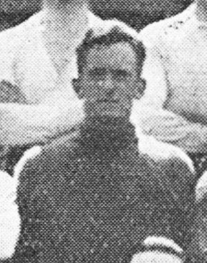John Thomson (footballer, born 1896) - Thomson while with Brentford in 1925.