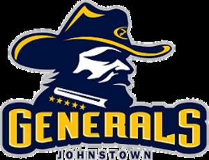2011 Johnstown Generals season - Image: Johnstown Generals