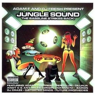 Jungle Sound: The Bassline Strikes Back! - Image: Jungle Sound The Bassline Strikes Back!
